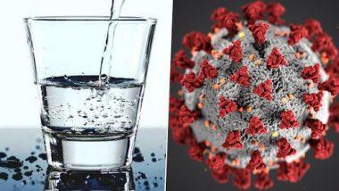 Corona पासून वाचण्यासाठी रोज 5 लीटर पाणी पिणे जीवावर बेतले; तरुण पोहचलाथेट ICU मध्ये