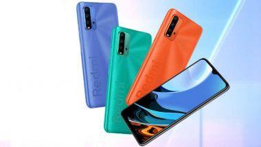 Redmi 9 Power स्मार्टफोन भारतात लॉन्च, 22 डिसेंबर रोजी पहिला ऑनलाईन सेल; खरेदी करण्यापूर्वी जाणून घ्या फिचर्स आणि किंमत