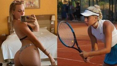 XXX OnlyFans: 19 वर्षीय टेनिसपटू एंजेलिना ग्रेवैकसुद्धा अडल्ट साईटमध्ये सामील झाली? Semi Nude Photos शेअर केल्याची होतेयचर्चा