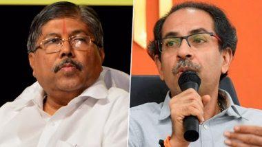 Maharashtra: विकेंड लॉकडाऊनमुळे सर्वसामान्यांचे जे आर्थिक नुकसान होईल, त्याला कोण जबाबदार? चंद्रकांत पाटील यांचा सवाल