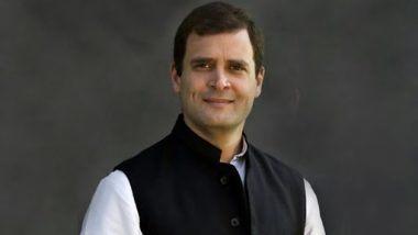 Rahul Gandhi Push-Ups Challenge: 50 वर्षीय राहुल गांधी यांच्या फिटनेसची चर्चा; 9 सेकंदात मारले 14 पुश-अप्स (Watch Video)