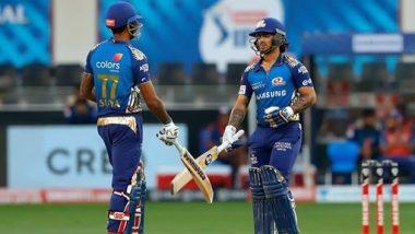 Indian Cricketers Who Can Debut in 2021: सुर्यकुमार यादव, ईशान किशन यांच्यासह 'हे' पाच खेळाडू 2021 मध्ये भारतीय क्रिकेट संघात करू शकतात पदार्पण; आयपीएलमध्ये गाजवले होते मैदान