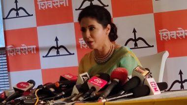 Urmila Matondkar: मी 'पिपल मेड' स्टार आहे, मला 'पिपल मेड लीडर' व्हायचे आहे; शिवसेनेत प्रवेश केल्यानंतर उर्मिला मातोंडकर यांची प्रतिक्रिया