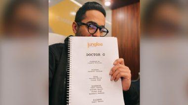 Ayushmann Khurrana New Film Doctor G: आयुष्मान खुराना 'डॉक्टर जी' चित्रपटात दिसणार डॉक्टरांच्या भूमिकेत; चित्रपटाची स्क्रिप्ट वाचल्यानंतर दिला होकार