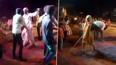 Viral Video: डीजेच्या तालावर बेभान होऊन नाचणा-या आजोबांना पाहून आजीबाईंचा चढला पारा, पाहा पुढे काय झाले