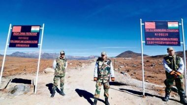 सिक्किम जवळ Naku La भागात LAC वर भारत-चीन सैन्यामध्ये पुन्हा झटापट; 20 जण जखमी
