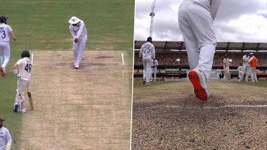 IND vs AUS 4th Test Day 4: ब्रिस्बेन टेस्टमध्ये रोहित शर्मा याच्याकडून स्टिव्ह स्मिथच्या डर्टी गेमची पुनरावृत्ती? पहा Video