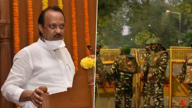 दिल्लीतील स्फोटानंतर मुंबई, पुण्यासह राज्यात सुरक्षाव्यवस्था कडेकोट करण्याचे उपमुख्यमंत्र्यांचे आदेश