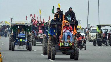 Republic Day 2021: प्रजासत्ताक दिनादिवशी दिल्लीच्या सीमेवर शेतक-यांच्या ट्रॅक्टर परेडसाठी पोलिसांकडून हिरवा कंदील