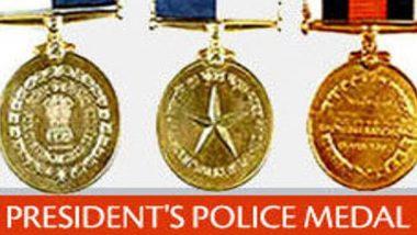 President Police Medal Announced: राष्ट्रपती पोलीस पदकांची घोषणा, महाराष्ट्रातील 57 पोलिसांना मिळाला हा बहुमान