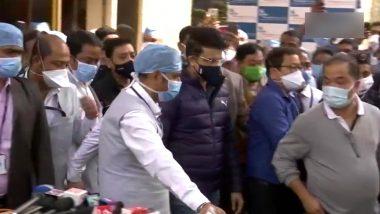 Sourav Ganguly Health Update: बीसीसीआय अध्यक्ष सौरव गांगुली यांना आज रुग्णालयातून मिळाला डिस्चार्ज