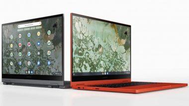 Samsung Galaxy Chromebook 2 लवकरच होणार लाँच, काय असतील याची आकर्षक वैशिष्ट्ये?