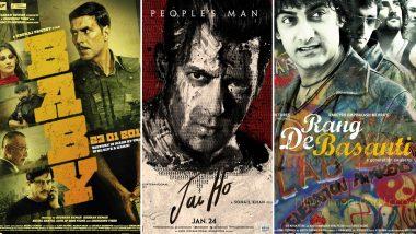 Republic Day Movies: प्रजासत्ताक दिनाच्या दिवशी 'हे' हिंदी चित्रपट झाले होते रिलीज; बॉक्स ऑफिसवर रचला होता इतिहास