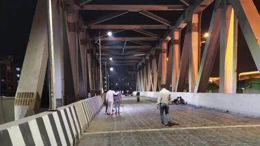 कल्याण जवळील पत्री पूलाचे काम पूर्ण; 25 जानेवारी रोजी मुख्यमंत्री उद्धव ठाकरे यांच्या हस्ते उद्घाटन