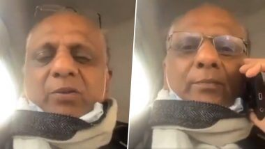 Dr KK Aggarwal यांनी एकट्याने कोविड-19 लस घेतल्याने नाखुश पत्नीने फोनवरच घेतला समाचार;  व्हिडिओ व्हायरल झाल्यानंतर पद्मश्री विजेत्या डॉक्टरांनी दिले 'हे' स्पष्टीकरण