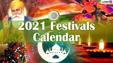 2021 Holidays Calendar: नववर्षामध्ये होळी, गुढीपाडवा, गणेशोत्सव, दिवाळी ते दसरा कधी? जाणून घ्या महत्त्वाच्या सणांच्या सुट्ट्यांच्या तारखा!