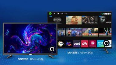 Shinco India कंपनीने Alexa सपोर्टसह भारतात लाँच केला स्मार्ट टिव्ही, किंमत ऐकून तुम्हालाही बसेल सुखद धक्का!