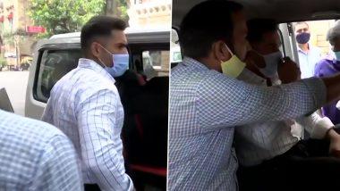 Drugs Case: कॅबिनेट मंत्री नवाब मलिक यांचे जावई समीर खान ला ड्रग्ज प्रकरणी 14 दिवसांची न्यायालयीन कोठडी