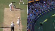 IND vs AUS 4th Test Day 3: वॉशिंग्टन सुंदरचा करिष्माई षटकार, नॅथन लायनला खेचलेला 'no-look' उत्तुंग षटकार पाहून नक्कीच व्हाल अवाक, पहा Video