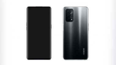 OPPO A93 5G चीनमध्ये लाँच, जबरदस्त बॅटरी आणि कॅमेरा फिचर असलेल्या या स्मार्टफोनची काय आहे किंमत?