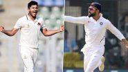 IND vs AUS 4th Test 2021: तुला परत मानलं ठाकूर! शार्दूल ठाकूरच्या गब्बा टेस्टमधील निर्णायक खेळीचं विराट कोहलीने मराठमोळ्या अंदाजात कौतुक, पहा Tweet