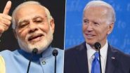 Joe Biden यांनी अमेरिकेच्या राष्ट्रपतीपदाची तर Kamala Harris यांनी उपराष्ट्रपतीपदाची घेतली शपथ; PM Narendra Modi, Rahul Gandhi सह अनेक नेत्यांनी दिल्या शुभेच्छा