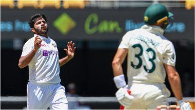 IND vs AUS 4th Test Day 1: मार्नस लाबूशेनच्या शानदार शतकानेपहिल्या दिवसावर कांगारू संघाचा दबदबा, गब्बा टेस्टच्या दिवसाखेर ऑस्ट्रेलियाचा स्कोर 274/5