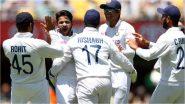 IND vs AUS 4th Test 2021: मोहम्मद सिराज-शार्दूल ठाकूरचा'बिग शो', पण ब्रिस्बेनमध्येऑस्ट्रेलियाने विजयासाठी दिलं 327 धावांचं तगडं आव्हान