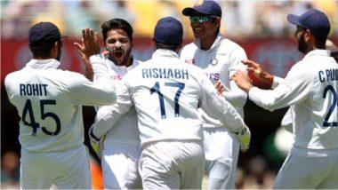 IND vs AUS 4th Test Day 1: टीम इंडियाच्या आक्रमक गोलंदाजीनंतर लाबूशेन-स्मिथची संयमी खेळी,ब्रिस्बेन टेस्टमध्ये लंचपर्यंत ऑस्ट्रेलियाचा स्कोर 65/2