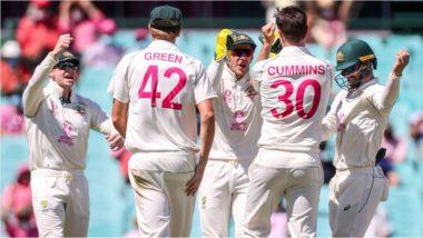 IND vs AUS 3rd Test Day 3: पॅट कमिन्स-जोश हेझलवूडचाभेदक मारा, टीम इंडियाचा पहिला डाव 244 धावांवर आटोपला; कांगारू संघाची 94 धावांनी आघाडी