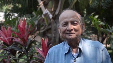 Shashikumar Chitre Passes Away: जेष्ठ गणिती आणि खगोलशास्त्रज्ञ, पद्मभूषण शशिकुमार चित्रे यांचे वयाच्या 84 व्या वर्षी निधन