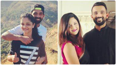 Ajinkya Rahane And Radhika Dhopavkar Love Story: बालपणीच्या मैत्रिला प्रेमाचा बहर; अजिंक्य-राधिकाच्या बॉलीवूड स्टाईल लव्हस्टोरी तुम्हाला माहिती आहे काय?