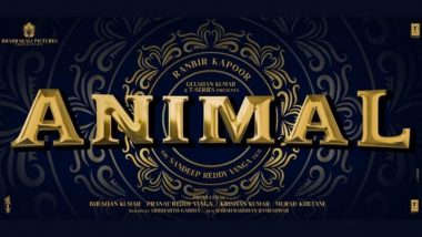 Animal Movie Official Video: नव्या वर्षात रणबीर कपूर आगामी चित्रपट 'ॲनिमल' मधून झळकणार, दिग्दर्शक यांनी प्रदर्शित केला व्हिडिओ