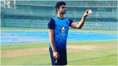 IPL 2021 Auction: आला रे आला! आयपीएलमध्ये Arjun Tendulkar याची एंट्री, 14व्या हंगामात बेस प्राईसवर 'या' संघाने केला समावेश