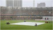 Brisbane Weather for January 19: ब्रिस्बेन टेस्ट सामन्याला पाचव्या दिवशीही बसणार पावसाचा फटका? असा आहे हवामानाचा अंदाज