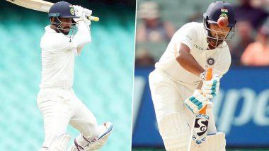 IND vs AUS 3rd Test 2021: चेतेश्वर पुजाराने ठोकले सर्वात मंद अर्धशतक, रिषभ पंतने दिग्गजांना मागे टाकत ऑस्ट्रेलियामध्ये केली रेकॉर्ड ब्रेक कामगिरी