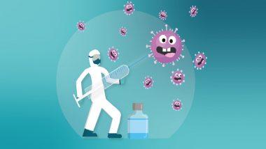 Coronavirus: महाराष्ट्रात गेल्या 24 तासात 516 जणांचा कोरोनामुळे मृत्यू