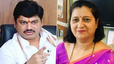 Uma Khapre Demands Resignation of Dhananjay Munde: धनंजय मुंडे यांनी राजीनामा न दिल्यास रस्त्यावर उतरू; भाजप महिला मोर्चाच्या प्रदेशाध्यक्ष उमा खापरे यांचा इशारा