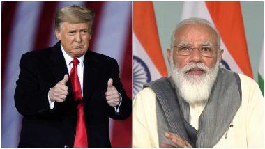 Shiv Sena On Saamana: डोनाल्ड ट्रम्प यांची भलामण केली याचे दु:ख होतच असेल!; शिवसेनेचा पंतप्रधान मोदी यांना टोला