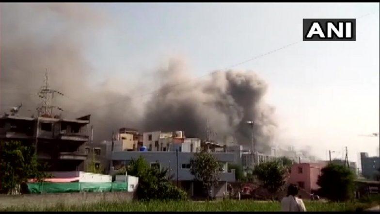 Serum Institute Fire: पुण्यातील सीरम इन्स्टिट्यूट येथे लागलेल्या आगीत 5 जणांचा मृत्यू; इमारतीत चालू असलेल्या वेल्डिंगमुळे आग लागल्याचा अंदाज