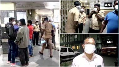 Bhandara Hospital Fire: राष्ट्रीय मानव अधिकार आयोगाची महाराष्ट्र सरकारला नोटीस; भंडारा येथील जिल्हा रुग्णालयातील 10 बाळांच्या मृत्यू प्रकरणी मागितला अहवाल