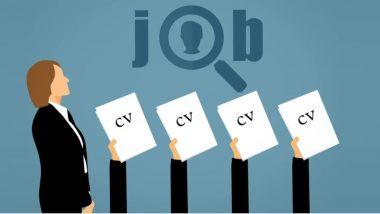 Maharashtra Government Jobs 2021: सरकारी नोकरीची संधी!  महाराष्ट्र आरोग्य विभागात 3139 पदांची मेगाभरती