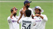 IND vs AUS 4th Test 2021: गब्बा येथे टीम इंडियाच्या विजयाचा मार्ग खडतर, सामना अनिर्णित राहिल्यास भारताला हॅटट्रिकची संधी, वाचा सविस्तर