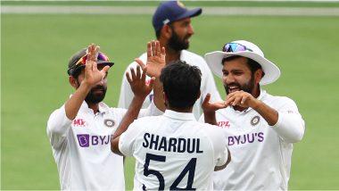IND vs AUS 4th Test Day 5 Live Streaming:भारत-ऑस्ट्रेलिया यांच्यातील चौथी ब्रिस्बेन टेस्ट लाईव्ह कधी आणि कुठे पाहाल? जाणून घ्या ऑनलाईन स्ट्रीमिंग व TV Telecast ची संपूर्ण माहिती