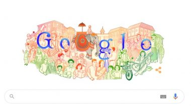 India Republic Day 2021, Google Doodle: भारतीय प्रजासत्ताक दिन निमित्त खास गूगल डूडल
