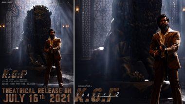 KGF Chapter 2: प्रतिक्षा संपली! जुलै महिन्यात 'या' दिवशी रिलीज होणार 'केजीएफ 2' चित्रपट