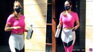 Malaika Arora: बॉलिवूड अभिनेत्री मलायका अरोरा हिच्या स्ट्रेच मार्क्सवरून सोशल मीडियावर राडा