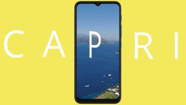 Motorola Capri Plus स्मार्टफोन भारतात लवकरचं लाँच होणार; जाणून घ्या संभाव्य स्पेसिफिकेशन्स आणि किंमत