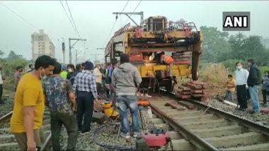Ambernath-Badlapur Train Services Restored:  मुंबई मध्य रेल्वे मार्गावरील अंबरनाथ बदलापूर सेवा पूर्ववत