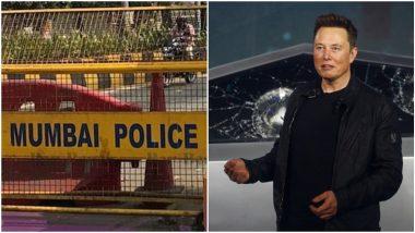 Mumbai Police On Elon Musk Tweet:  एलन मस्क यांचे ट्विट मुंबई पोलिसांकडून मजेशीरपणे रिट्विट,  म्हणाले  'सिग्नल वापरा पण रस्त्यावरचे'